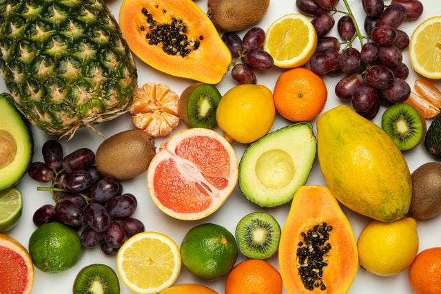 Früchte im Gewächshaus