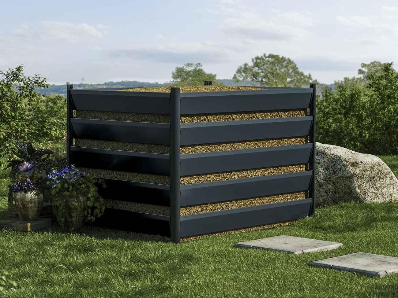 komposter-150x110-5h-grau-geschlossen