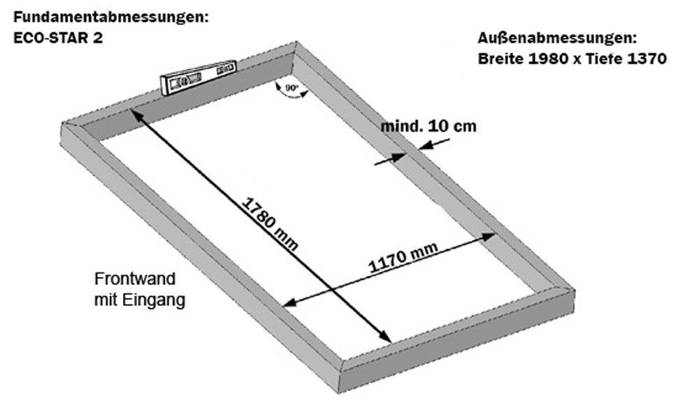 Fundament-Gewaechshaus-ECO-STAR-2