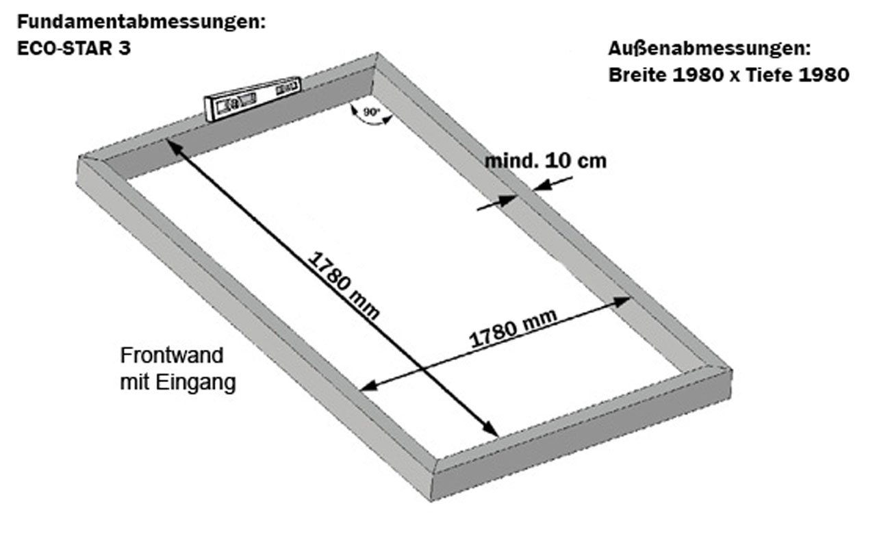 Fundament-Gewaechshaus-ECO-STAR-3