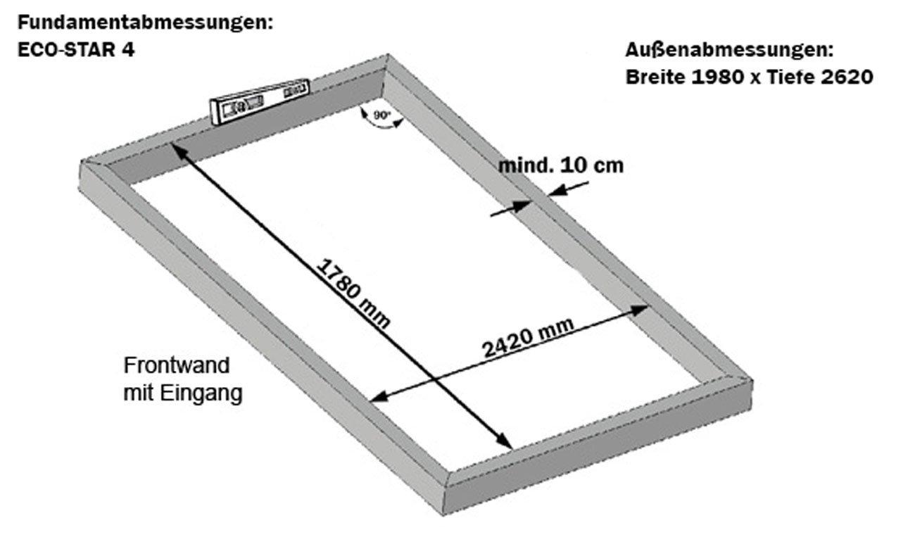Fundament-Gewaechshaus-ECO-STAR-4