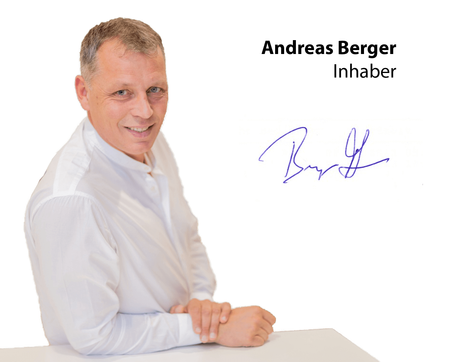 Andreas Berger GFP
